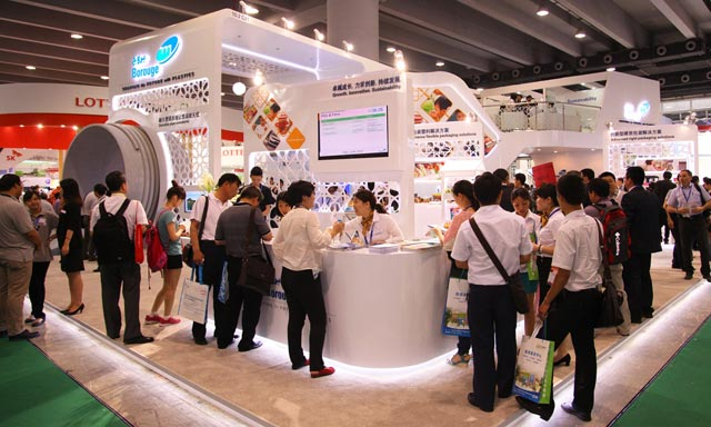 Exhibition Stall Agreement : News borouge highlights its growing contribution