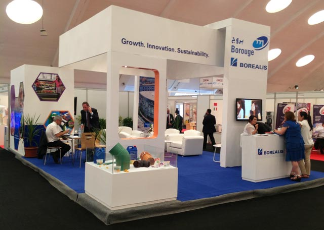 Stand Expo Europa : News borouge and borealis innovative plastics